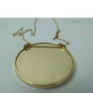 House of Harlow 1960 Jewelry - House of Harlow Sunburst Necklace Pendant